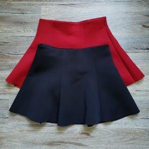 Ariana Grande Style Mini Skirts